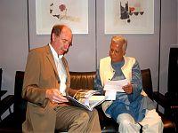 Foto: Wolfgang Heinrich, Prof. Muhammad Yunus