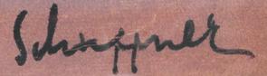Signatur Schuppner